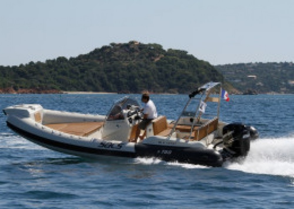 Rubberboot te huur in La Ciotat voor de beste prijs