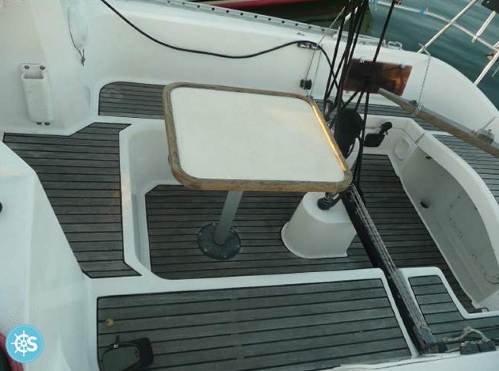 Verhuur Zeilboot in Larmor-Plage - Jeanneau Sun Fast 36