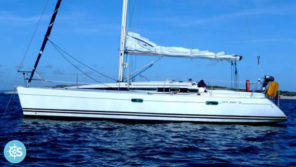 Huur Zeilboot met of zonder schipper Jeanneau in Larmor-Plage