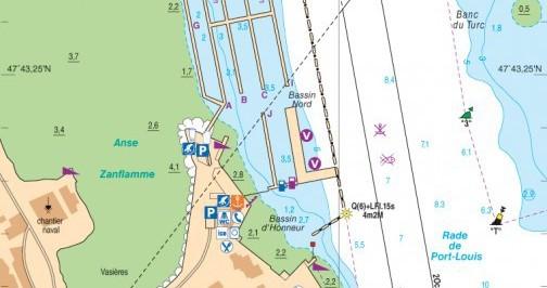 Verhuur Motorboot in Lorient - Ocqueteau 500