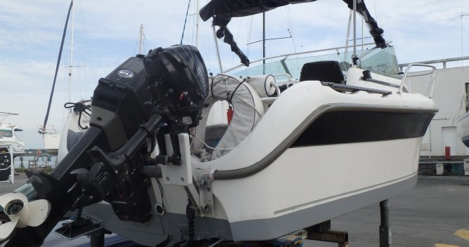 Huur Motorboot met of zonder schipper Ocqueteau in Lorient