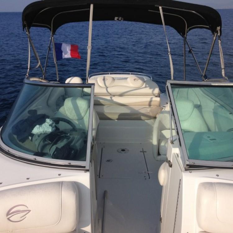 Crownline Crownline 260 LS te huur van particulier of professional in Port Fréjus 2