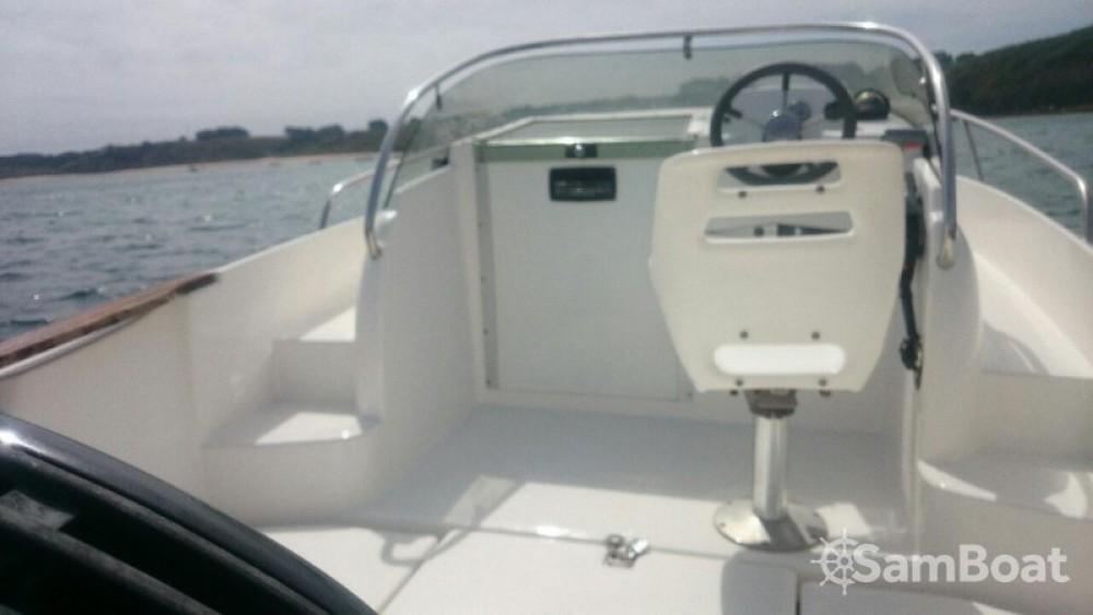 Verhuur Motorboot Ocqueteau met vaarbewijs