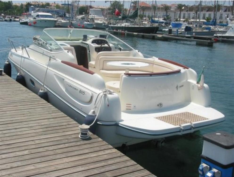 Verhuur Motorboot in Hyères - Jeanneau Leader 805