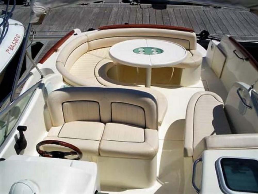 Huur Motorboot met of zonder schipper Jeanneau in Hyères