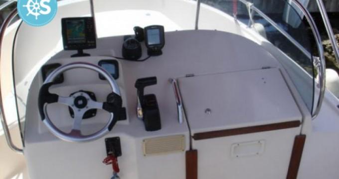 Verhuur Motorboot in Pointe-à-Pitre - Ocqueteau Abaco 21