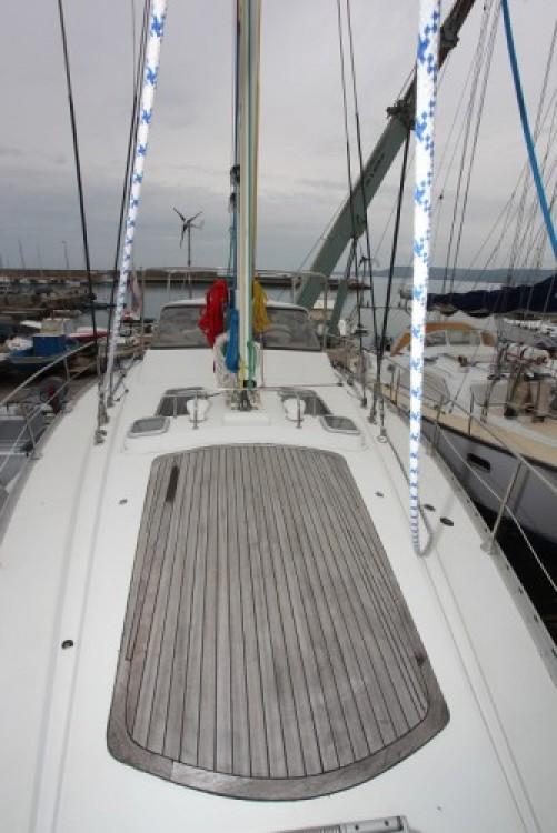 Verhuur Zeilboot in Hyères - Jeanneau Sun Odyssey 47 Cc