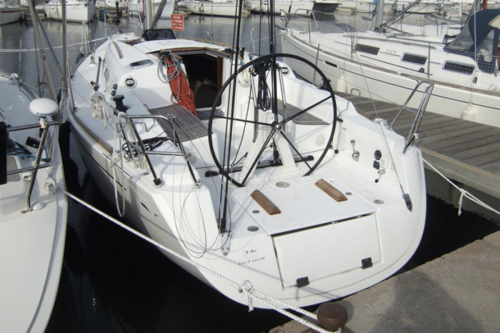 Dufour Dufour 34 E Performance te huur van particulier of professional in Agde