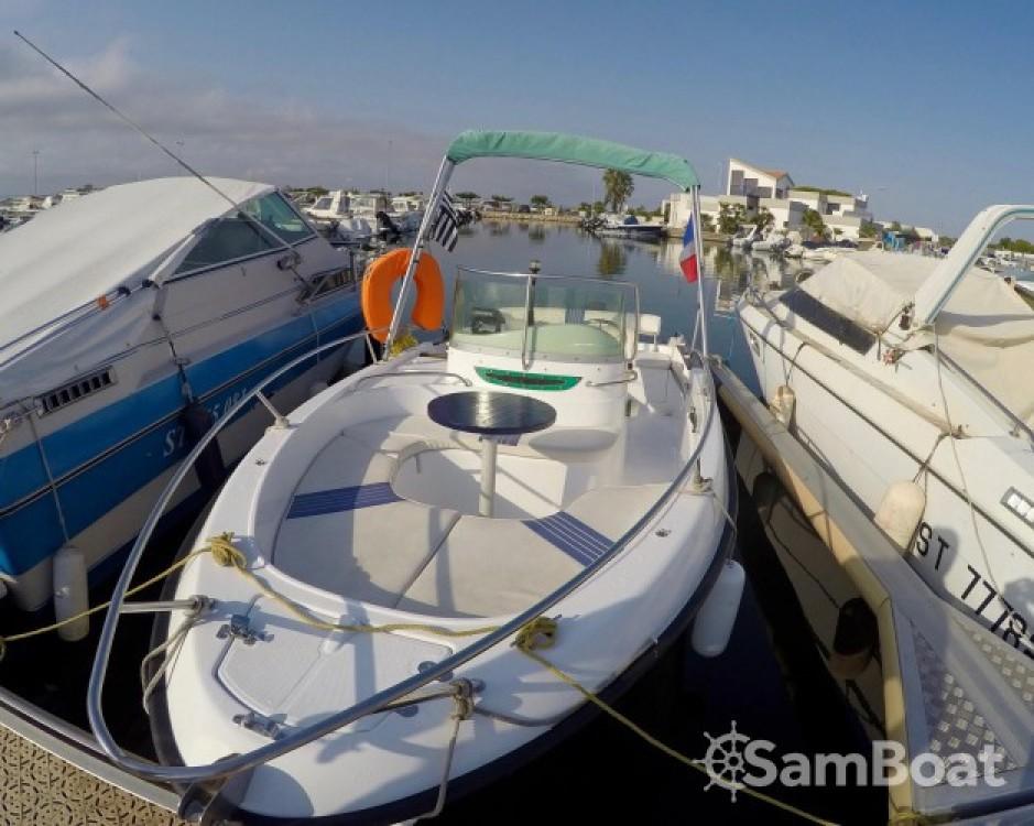 Verhuur Motorboot in Palavas-les-Flots - B2 Marine Cap Ferret