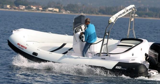 Verhuur Rubberboot in Hyères - Italboats Predator 650