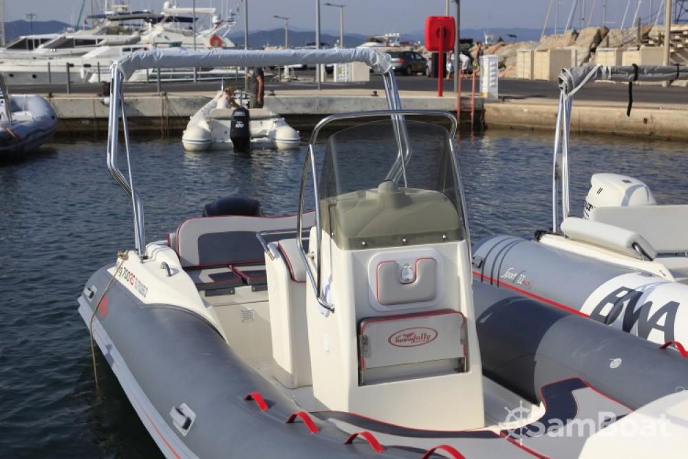 Bootverhuur Nuova Jolly Nuova Jolly 700 RS in Hyères via SamBoat