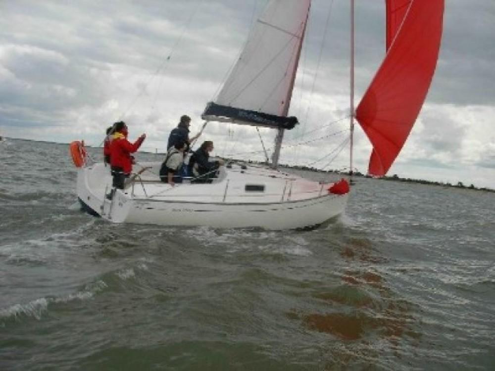 Bootverhuur Jeanneau Sun 2500 in La Trinité-sur-Mer via SamBoat