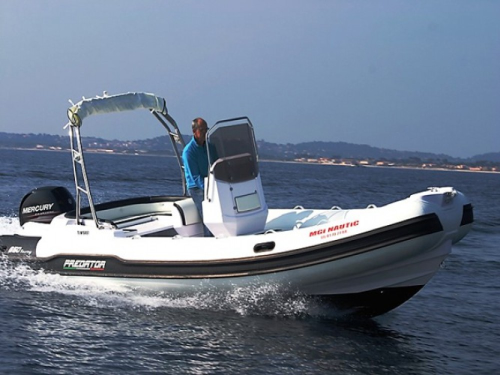 Jachthuur in Hyères - Italboats Predator 650 via SamBoat