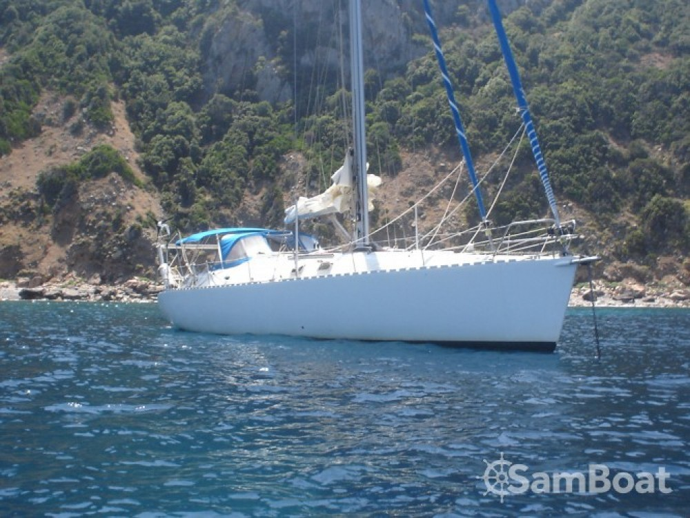 Huur Zeilboot met of zonder schipper Construction-A-Lunite in Le Grau-du-Roi