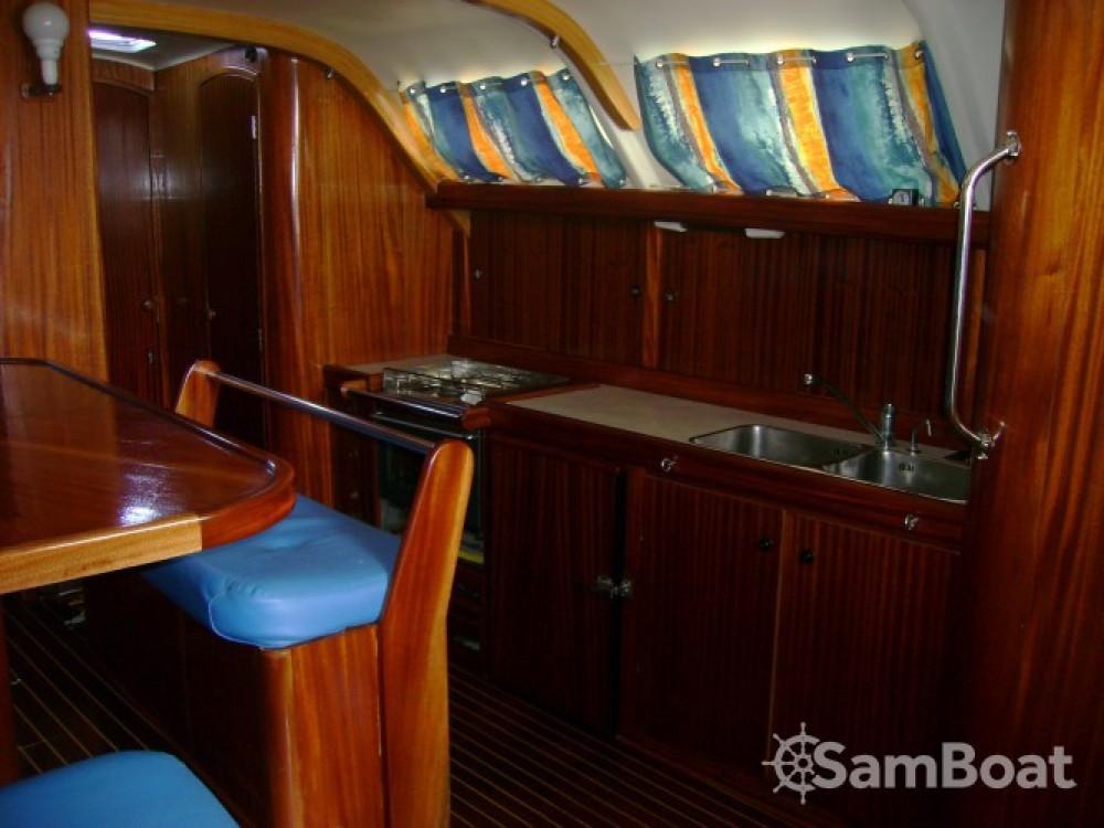 Verhuur Zeilboot in Le Grau-du-Roi - Construction-A-Lunite Sloop 47