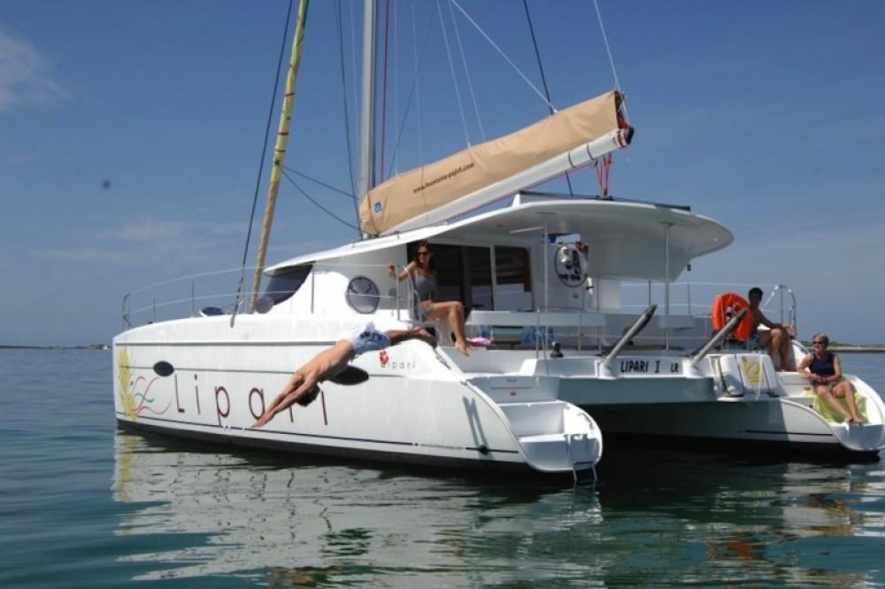 Bootverhuur Marseille goedkoop Lipari 41