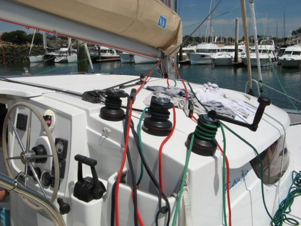 Verhuur Catamaran in Marseille - Fountaine Pajot Lipari 41