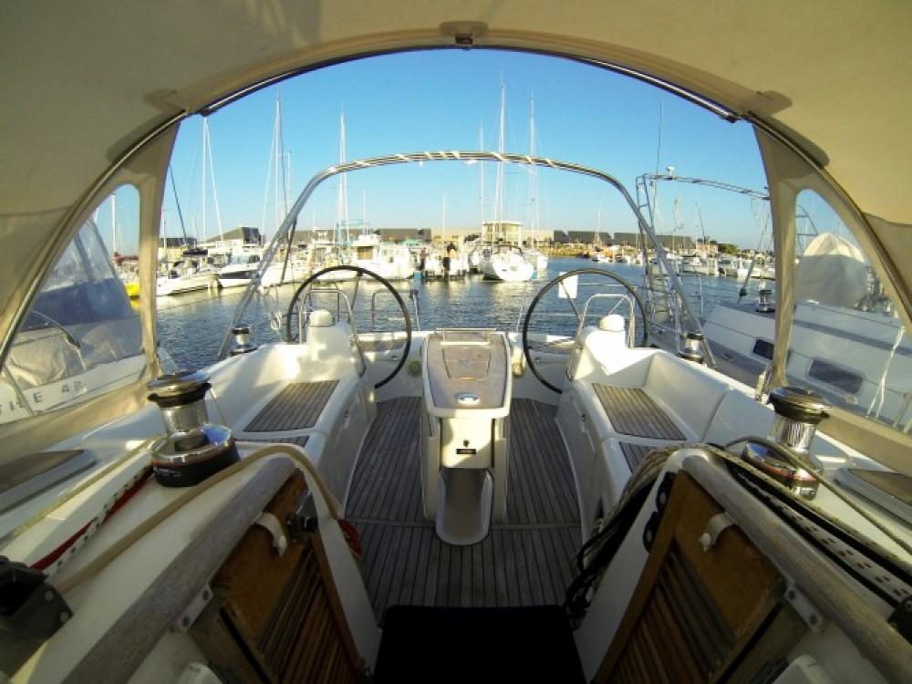 Verhuur Zeilboot in La Ciotat - Bénéteau Oceanis 40