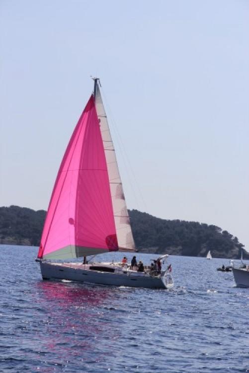 Jachthuur in La Ciotat - Bénéteau Oceanis 40 via SamBoat