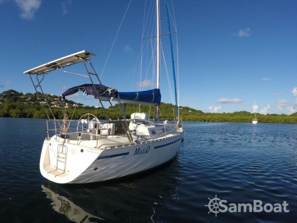 Verhuur Zeilboot in Le Robert - Gibert Marine Gib Sea 372