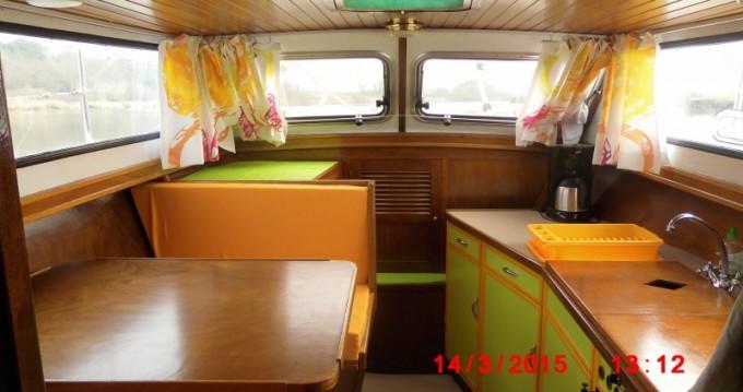 Verhuur Woonboot in Redon - Bravo A279