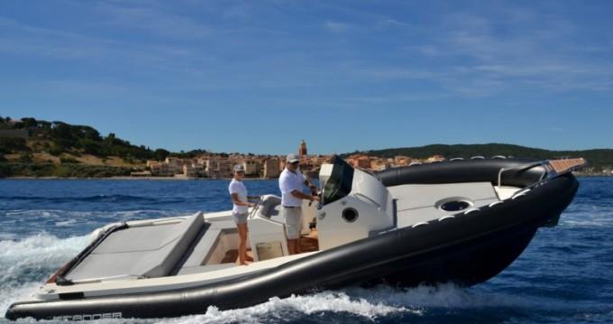 Bootverhuur Scanner Scanner One 888 in Saint-Tropez via SamBoat