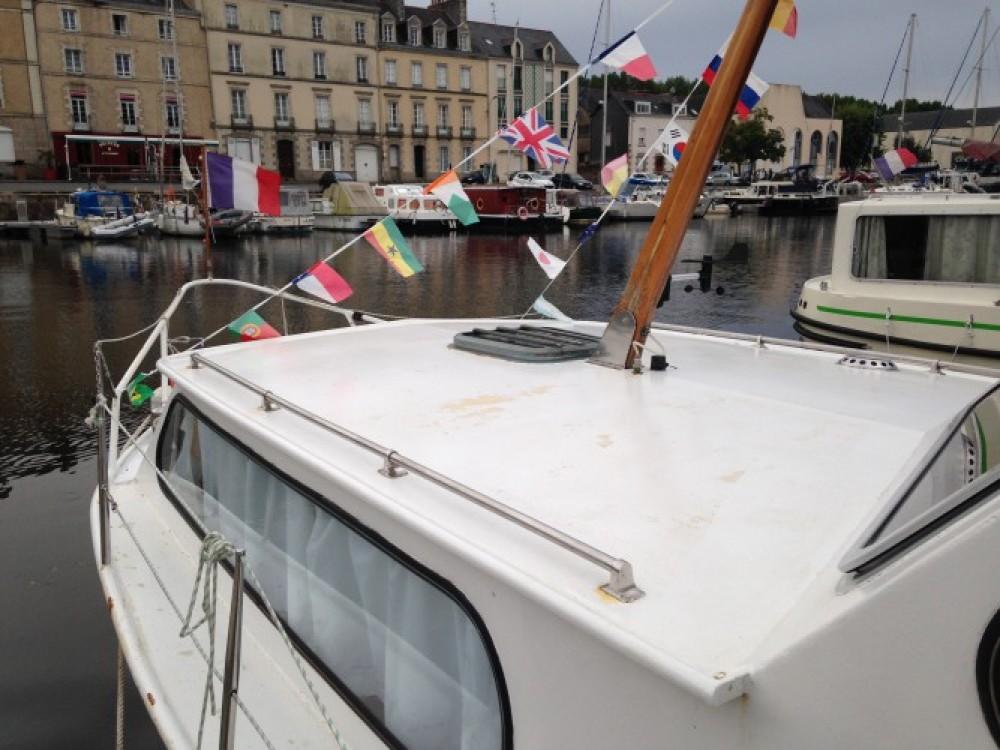 Verhuur Motorboot in Redon - Bravo A279