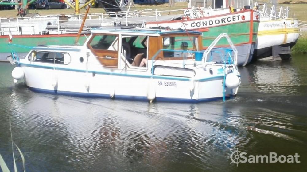 Motorboot te huur in Redon voor de beste prijs