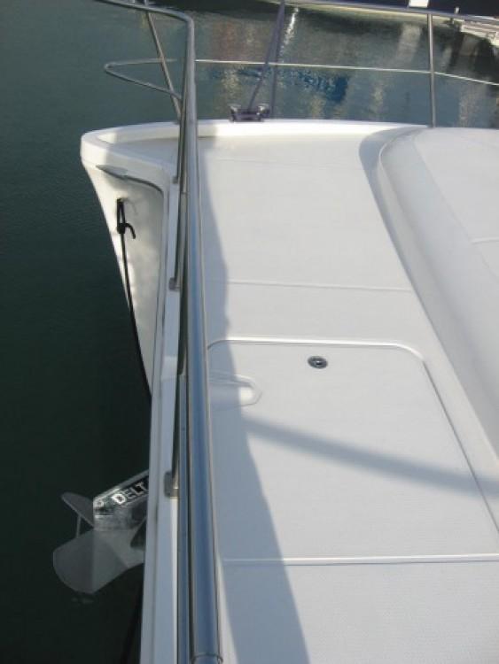 Huur Motorboot met of zonder schipper Fountaine Pajot in La Trinité-sur-Mer