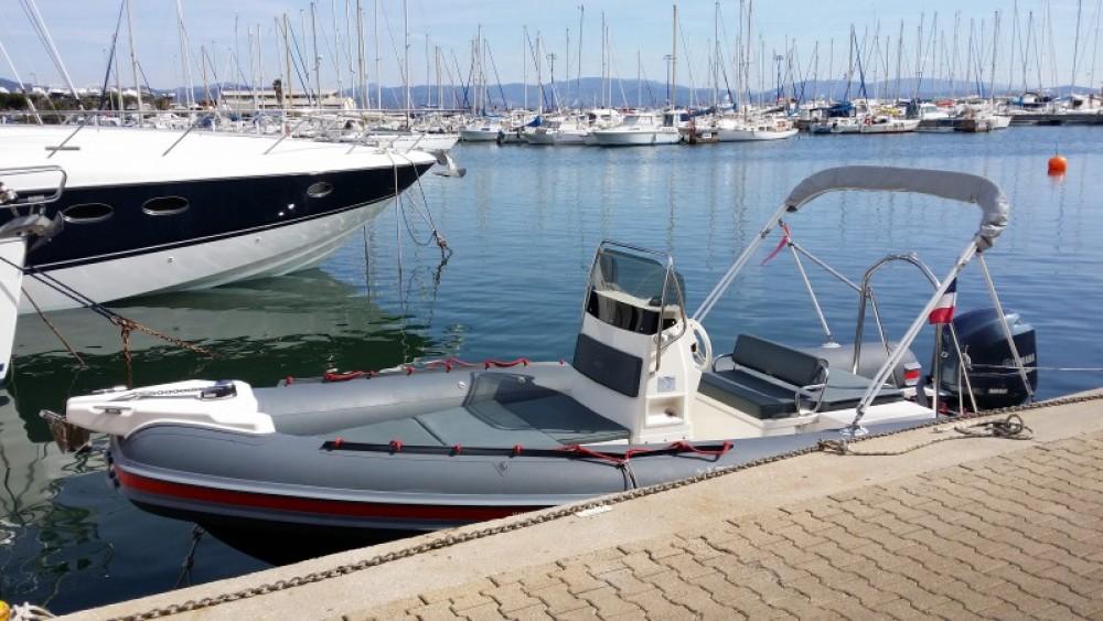 Joker Boat Coaster 650 te huur van particulier of professional in Hyères