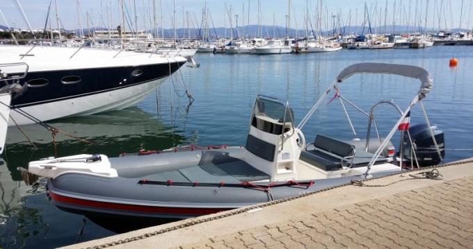 Bootverhuur Joker Boat Coaster 650 in Hyères via SamBoat