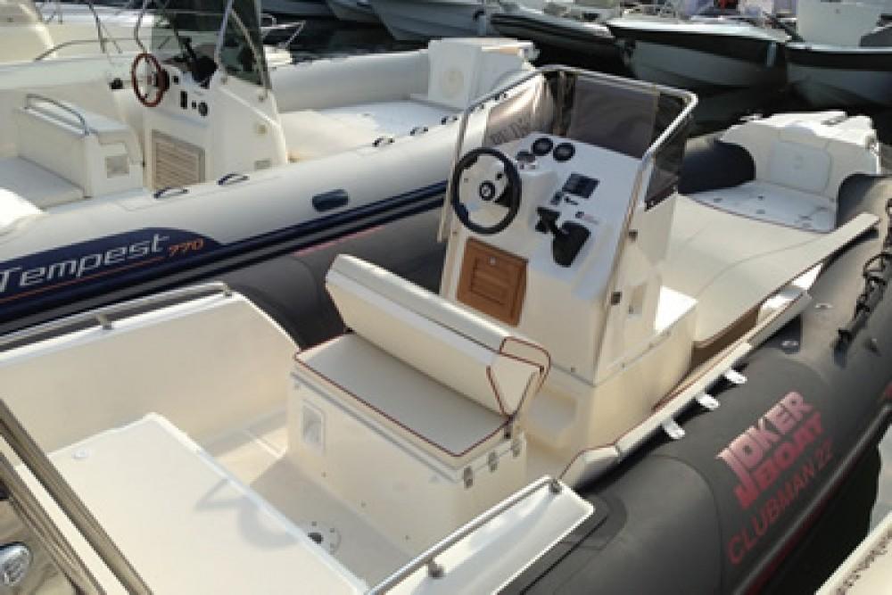 Verhuur Rubberboot in Hyères - Joker Boat Clubman 22