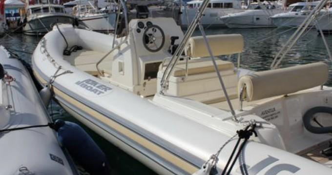 Verhuur Rubberboot in Hyères - Joker Boat Clubman 23