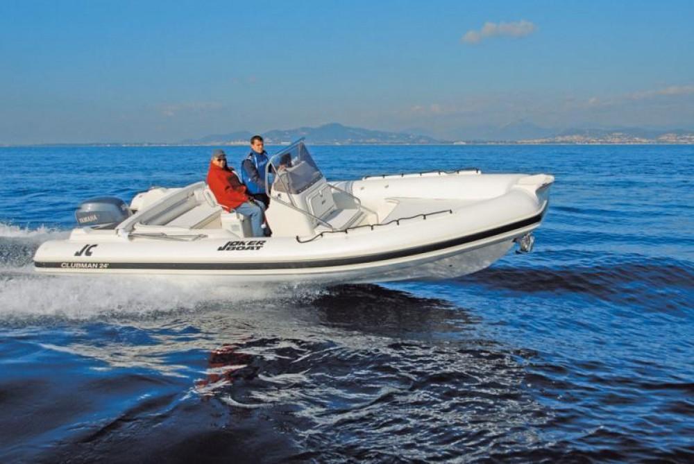 Bootverhuur Joker Boat Clubman 24 in Hyères via SamBoat