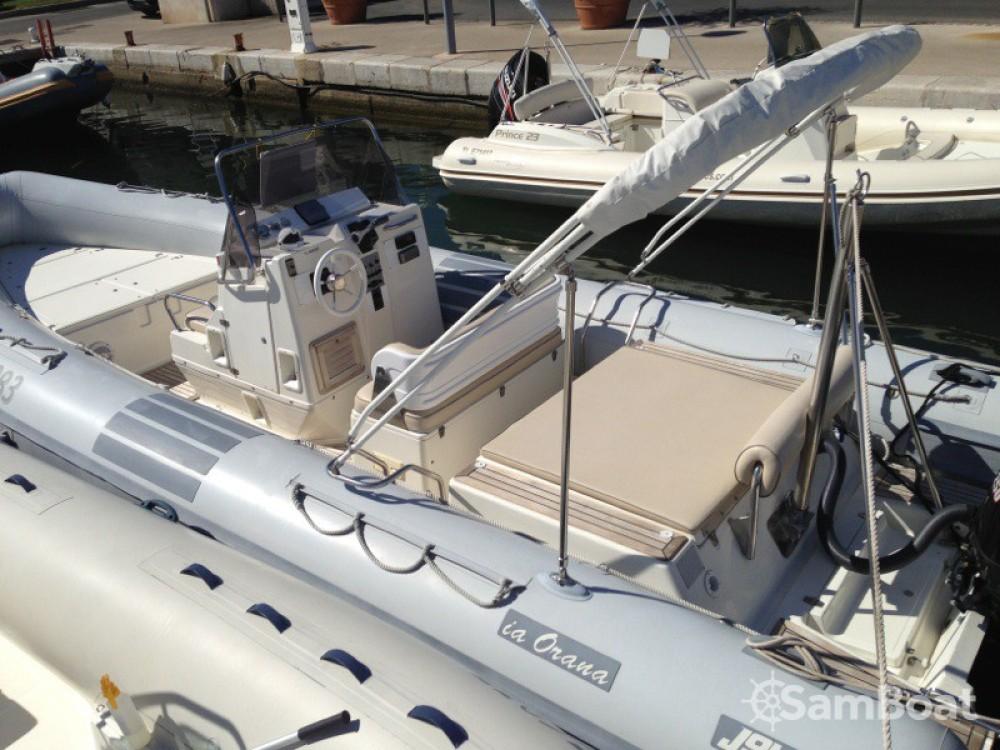 Huur een Joker Boat Clubman 24 in Hyères
