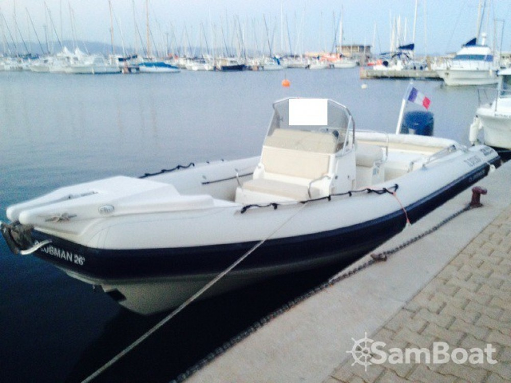 Jachthuur in Hyères - Joker Boat Clubman 26 via SamBoat