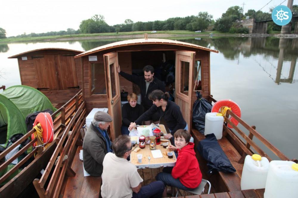 Verhuur Woonboot in  - Max-Pannier Toue