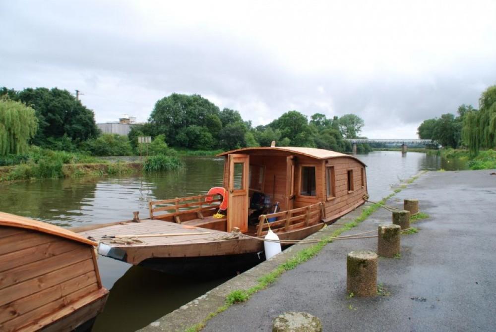 Huur Woonboot met of zonder schipper Max-Pannier in