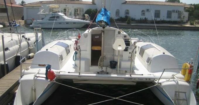 Bootverhuur Edel Edel Cat 35 in Pescara via SamBoat