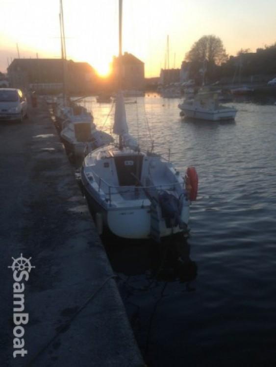 Jachthuur in Pont-l'Abbé - Jeanneau Flirt via SamBoat