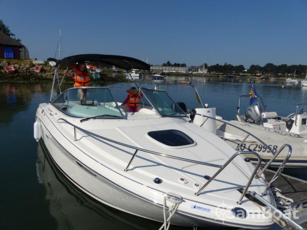 Huur Motorboot met of zonder schipper Sea Ray in Larmor-Plage