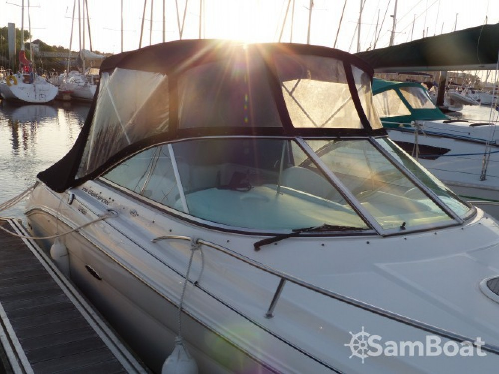 Jachthuur in Larmor-Plage - Sea Ray Sea Ray 235 Weekender via SamBoat