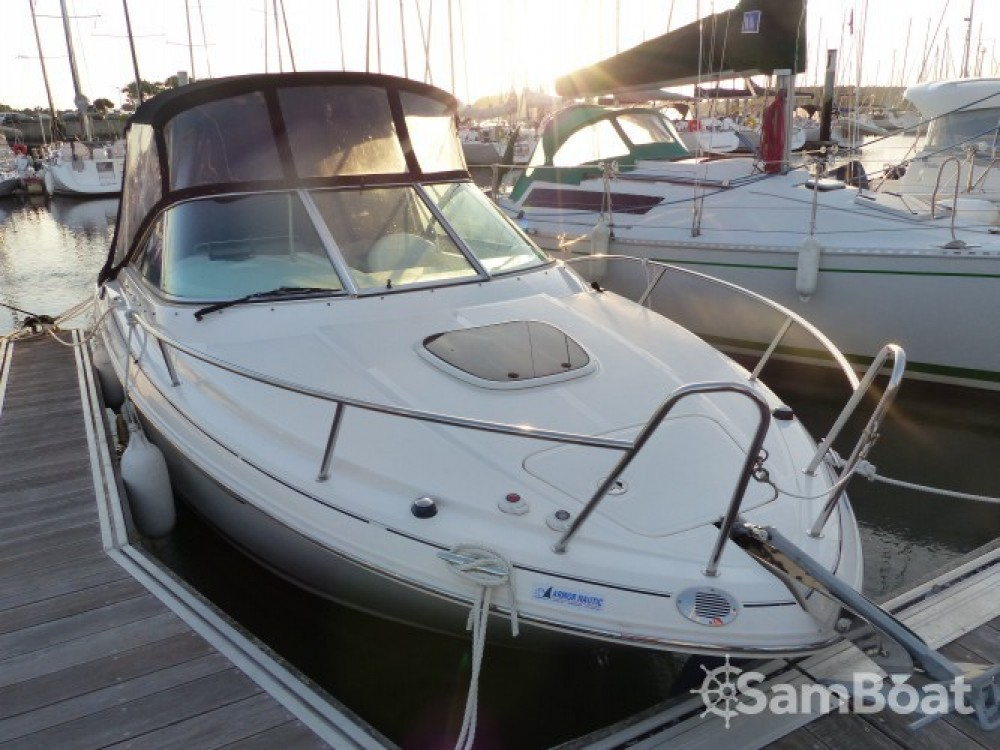 Motorboot te huur in Larmor-Plage voor de beste prijs