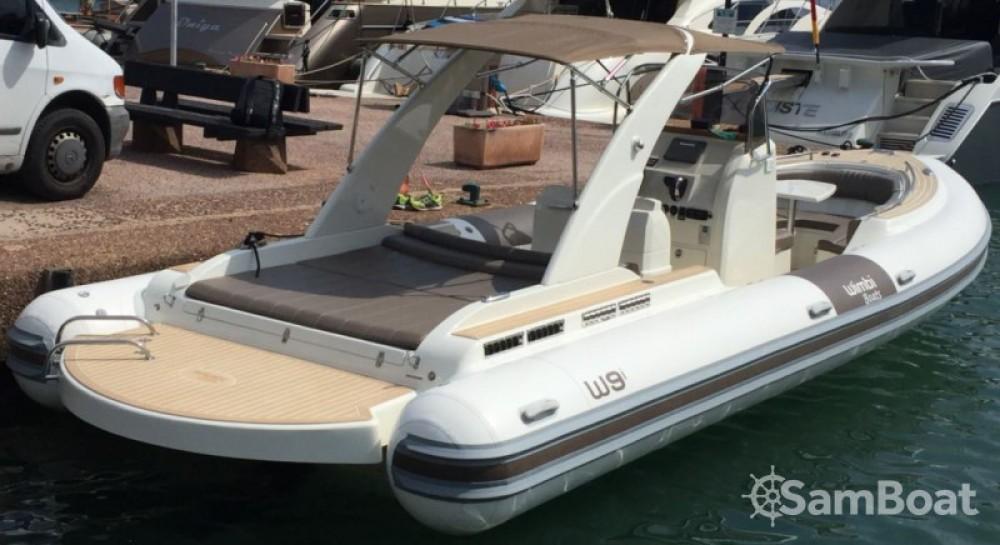 Huur Rubberboot met of zonder schipper Wimbi Boats in Cogolin