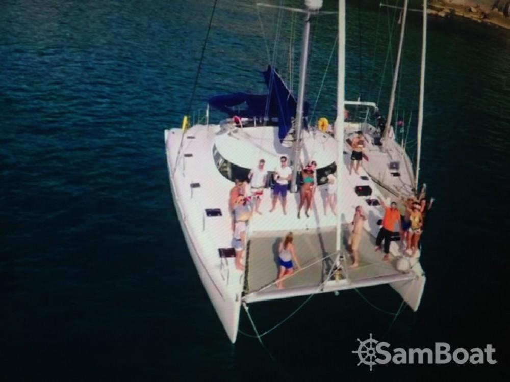 Jachthuur in Marseille - Fountaine Pajot Bahia 46 via SamBoat