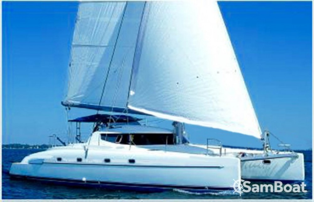 Fountaine Pajot Bahia 46 te huur van particulier of professional in Marseille