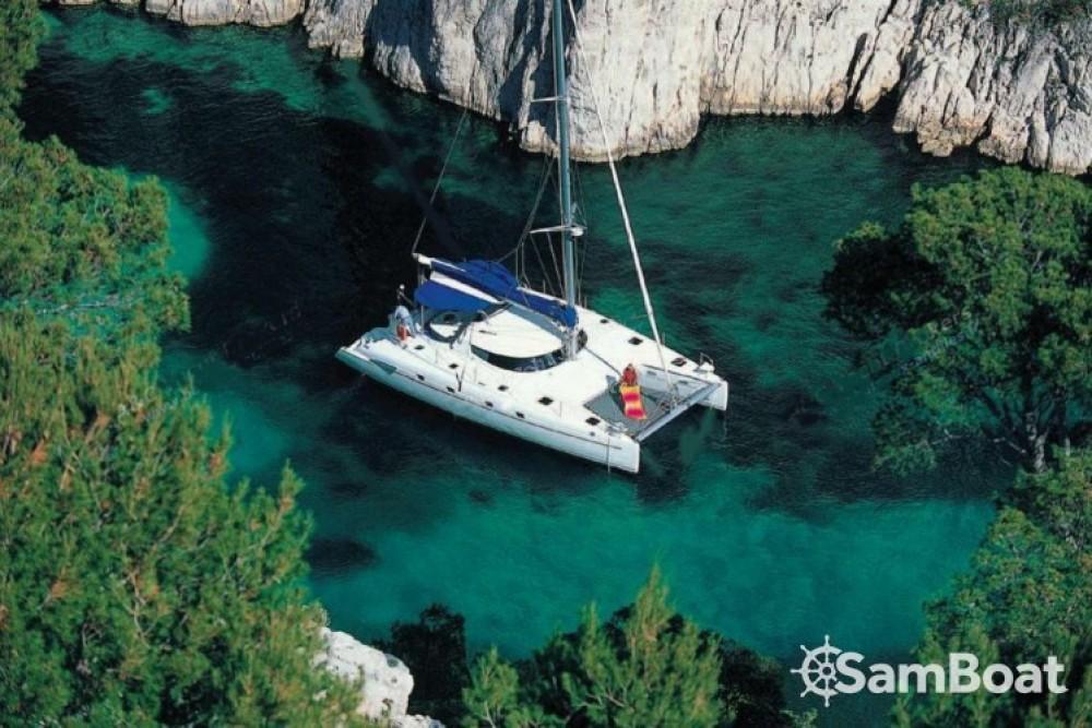Bootverhuur Marseille goedkoop Bahia 46