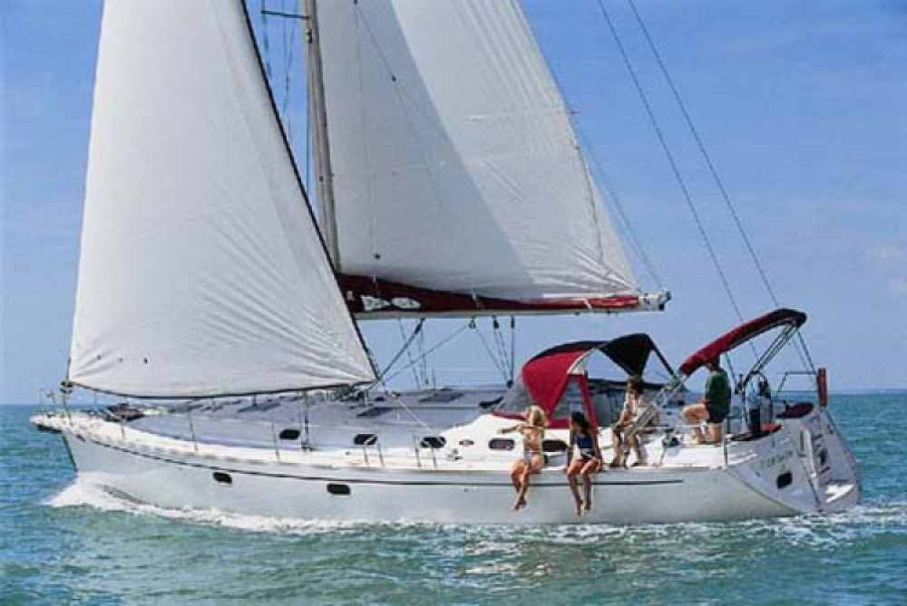Jachthuur in Golfe-Juan - Dufour Gib Sea 51 via SamBoat