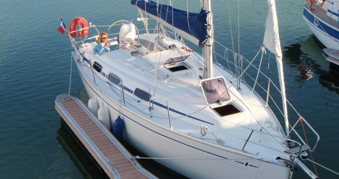 Bootverhuur Bavaria Cruiser 30 in Arzal via SamBoat