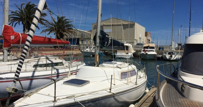 Bootverhuur Jeanneau Poker in Canet-en-Roussillon via SamBoat